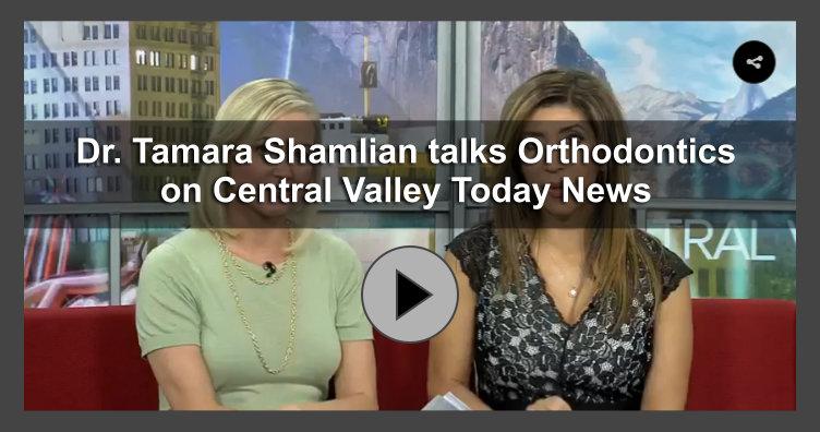 Dr. Tamara Shamlian - Central Valley News Video